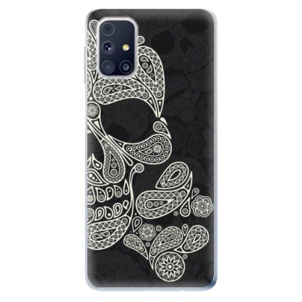 Odolné silikonové pouzdro iSaprio - Mayan Skull - Samsung Galaxy M31s
