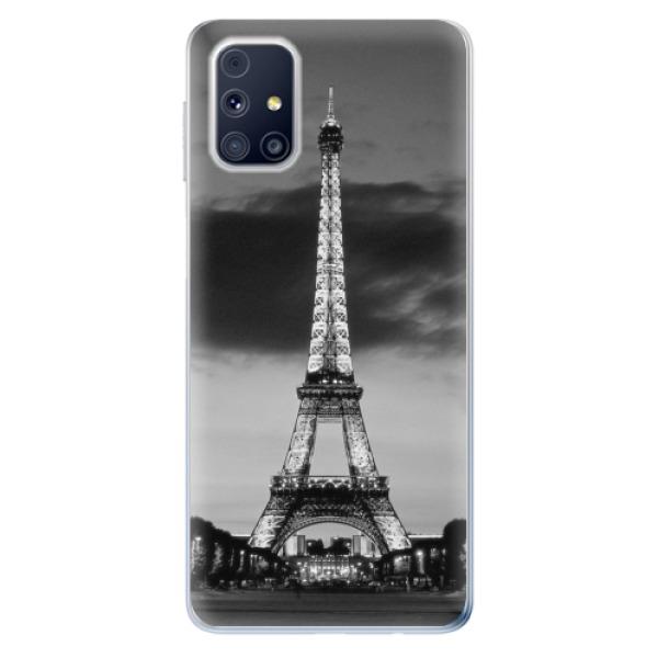 Odolné silikonové pouzdro iSaprio - Midnight in Paris - Samsung Galaxy M31s