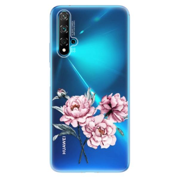 Odolné silikonové pouzdro iSaprio - Poeny - Huawei Nova 5T