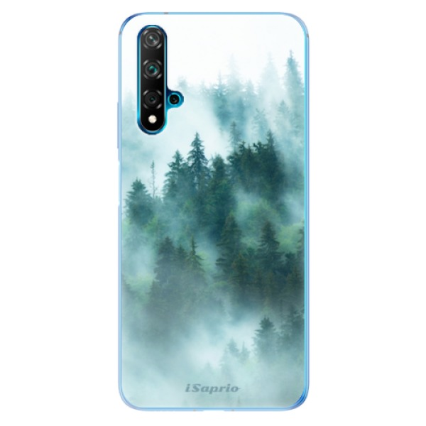 Odolné silikonové pouzdro iSaprio - Forrest 08 - Huawei Nova 5T