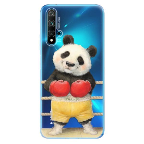 Odolné silikonové pouzdro iSaprio - Champ - Huawei Nova 5T