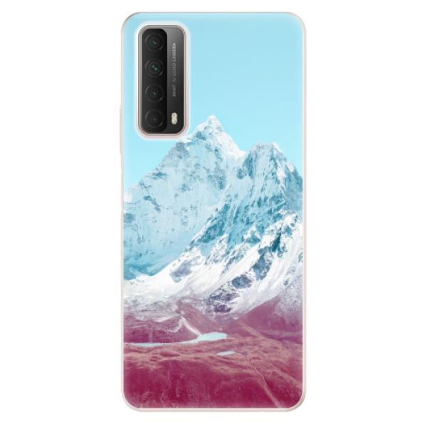 Odolné silikonové pouzdro iSaprio - Highest Mountains 01 - Huawei P Smart 2021