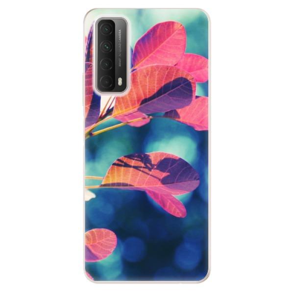 Odolné silikonové pouzdro iSaprio - Autumn 01 - Huawei P Smart 2021