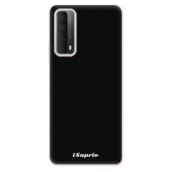 Odolné silikonové pouzdro iSaprio - 4Pure - černý - Huawei P Smart 2021