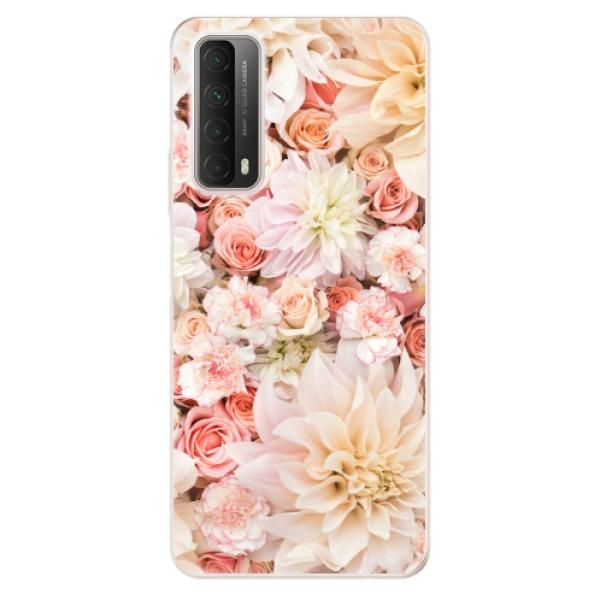 Odolné silikonové pouzdro iSaprio - Flower Pattern 06 - Huawei P Smart 2021