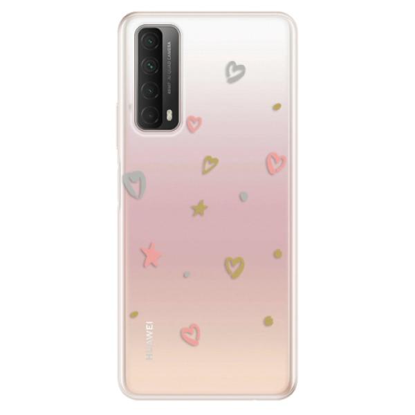 Odolné silikonové pouzdro iSaprio - Lovely Pattern - Huawei P Smart 2021