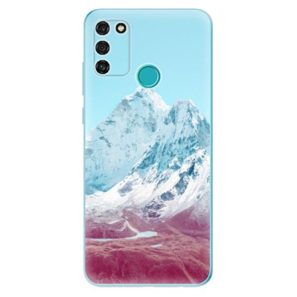 Odolné silikonové pouzdro iSaprio - Highest Mountains 01 - Honor 9A