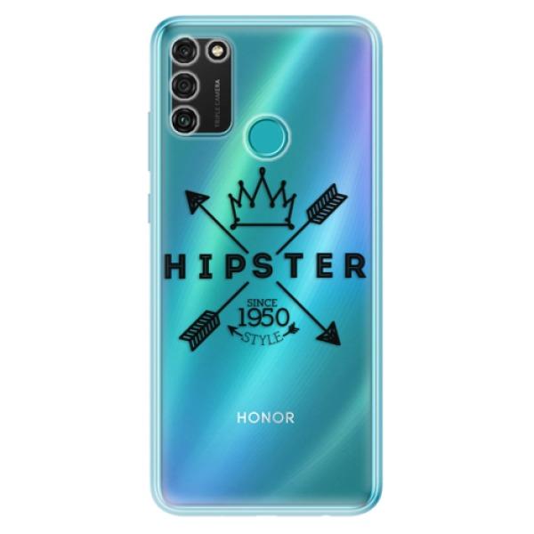 Odolné silikonové pouzdro iSaprio - Hipster Style 02 - Honor 9A