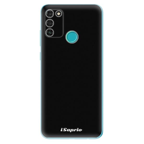 Odolné silikonové pouzdro iSaprio - 4Pure - černý - Honor 9A