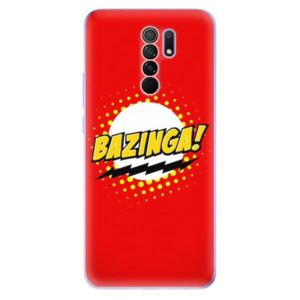 Odolné silikonové pouzdro iSaprio - Bazinga 01 - Xiaomi Redmi 9