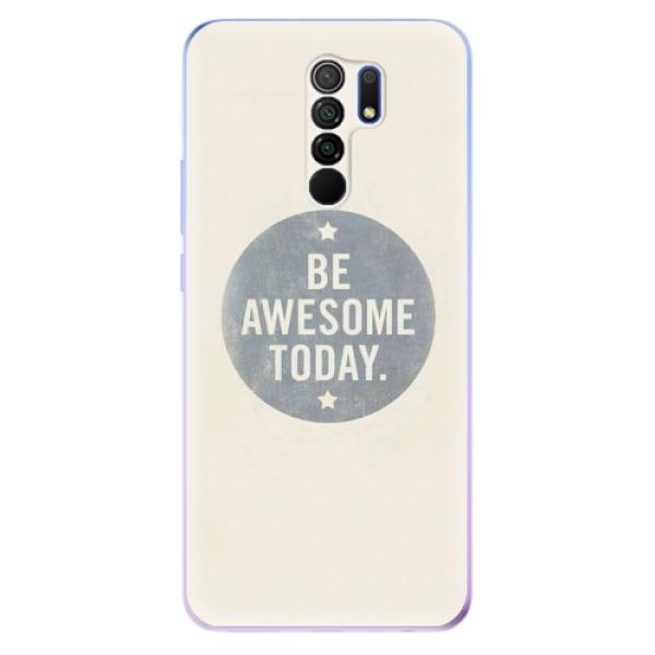 Odolné silikonové pouzdro iSaprio - Awesome 02 - Xiaomi Redmi 9