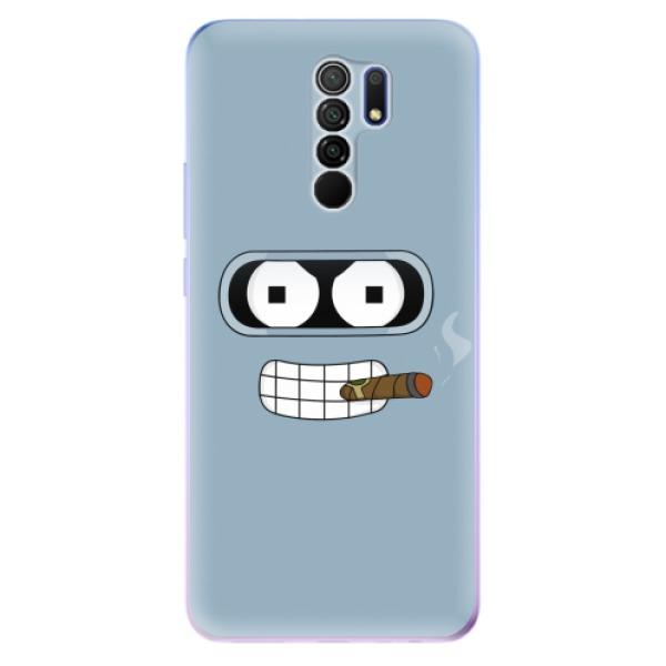 Odolné silikonové pouzdro iSaprio - Bender - Xiaomi Redmi 9
