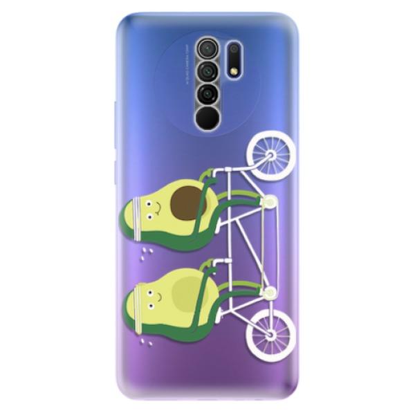 Odolné silikonové pouzdro iSaprio - Avocado - Xiaomi Redmi 9