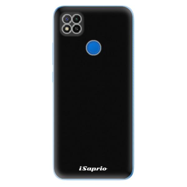 Odolné silikonové pouzdro iSaprio - 4Pure - černý - Xiaomi Redmi 9C