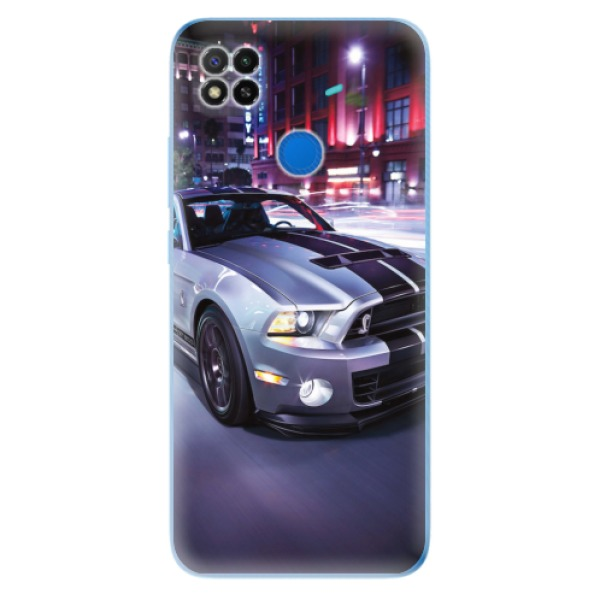 Odolné silikonové pouzdro iSaprio - Mustang - Xiaomi Redmi 9C