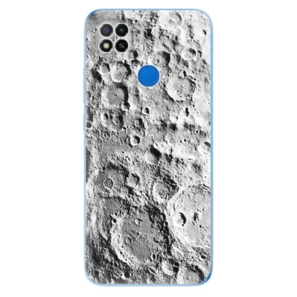 Odolné silikonové pouzdro iSaprio - Moon Surface - Xiaomi Redmi 9C