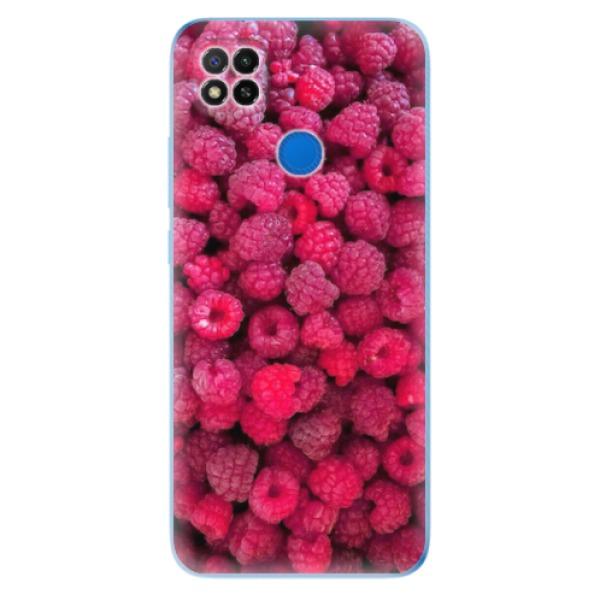 Odolné silikonové pouzdro iSaprio - Raspberry - Xiaomi Redmi 9C
