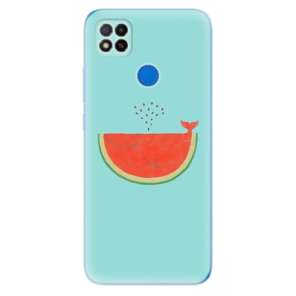 Odolné silikonové pouzdro iSaprio - Melon - Xiaomi Redmi 9C