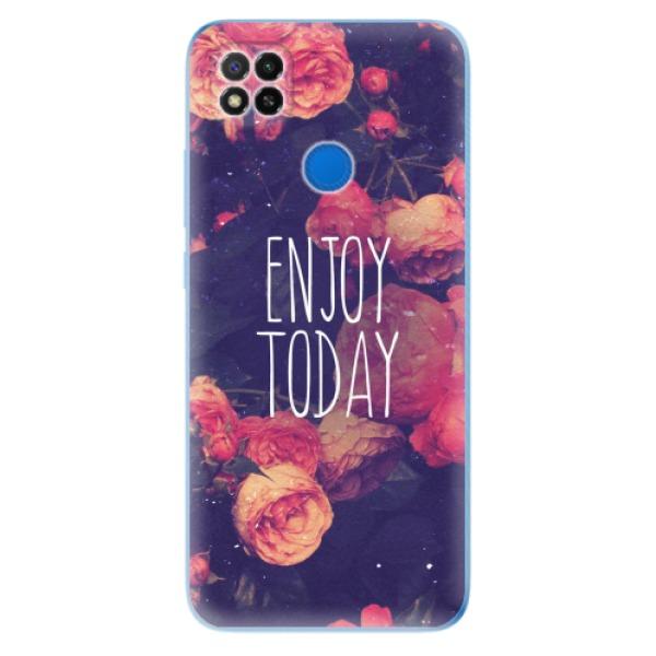 Odolné silikonové pouzdro iSaprio - Enjoy Today - Xiaomi Redmi 9C