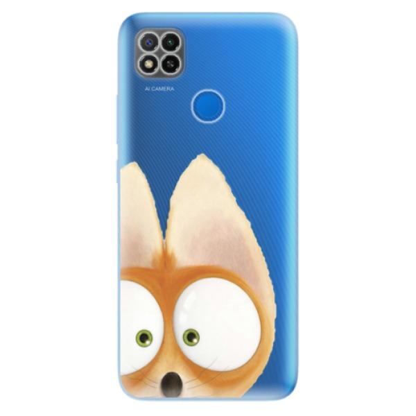 Odolné silikonové pouzdro iSaprio - Fox 02 - Xiaomi Redmi 9C