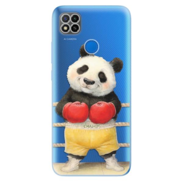 Odolné silikonové pouzdro iSaprio - Champ - Xiaomi Redmi 9C