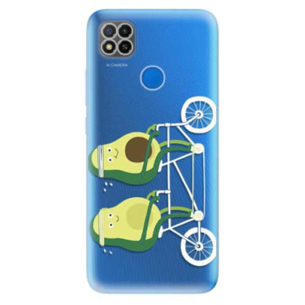 Odolné silikonové pouzdro iSaprio - Avocado - Xiaomi Redmi 9C
