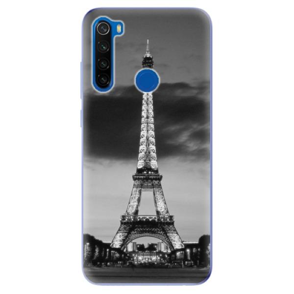 Odolné silikonové pouzdro iSaprio - Midnight in Paris - Xiaomi Redmi Note 8T