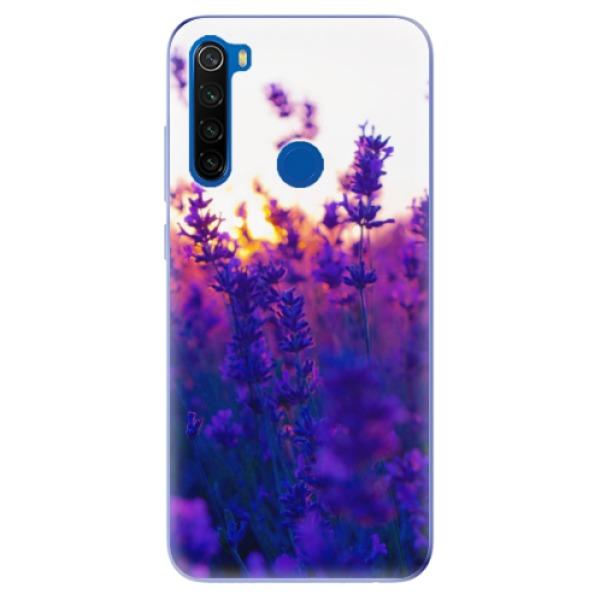 Odolné silikonové pouzdro iSaprio - Lavender Field - Xiaomi Redmi Note 8T