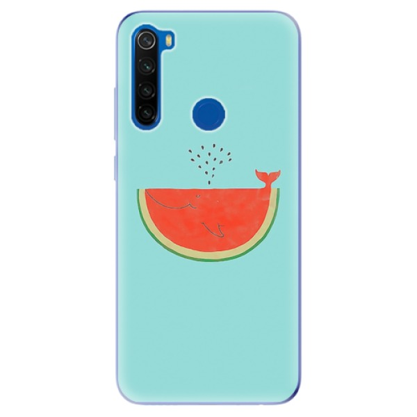 Odolné silikonové pouzdro iSaprio - Melon - Xiaomi Redmi Note 8T