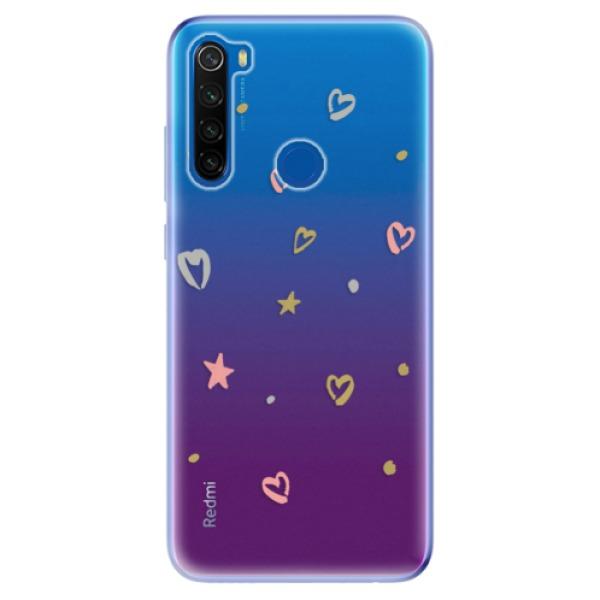 Odolné silikonové pouzdro iSaprio - Lovely Pattern - Xiaomi Redmi Note 8T