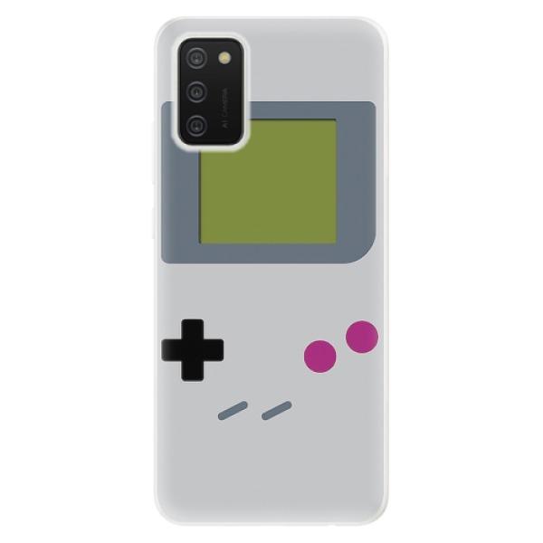 Odolné silikonové pouzdro iSaprio - The Game - Samsung Galaxy A02s