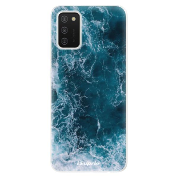 Odolné silikonové pouzdro iSaprio - Ocean - Samsung Galaxy A02s