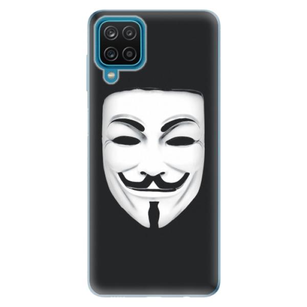 Odolné silikonové pouzdro iSaprio - Vendeta - Samsung Galaxy A12