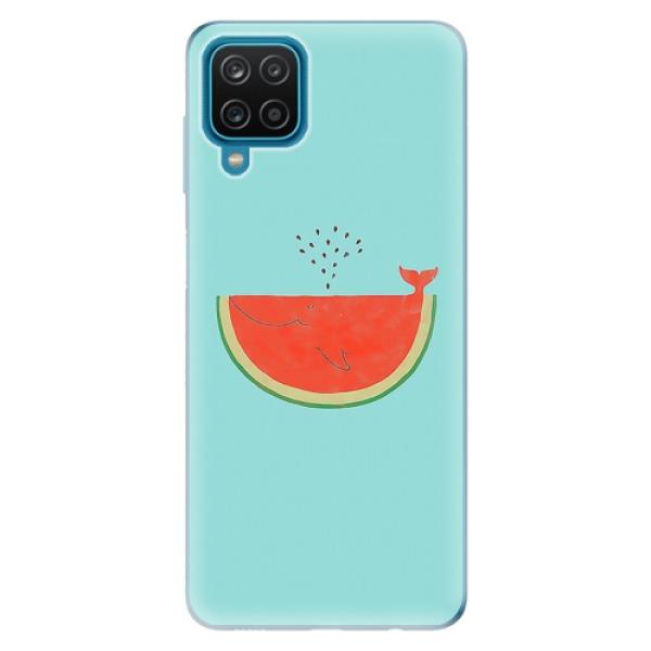Odolné silikonové pouzdro iSaprio - Melon - Samsung Galaxy A12