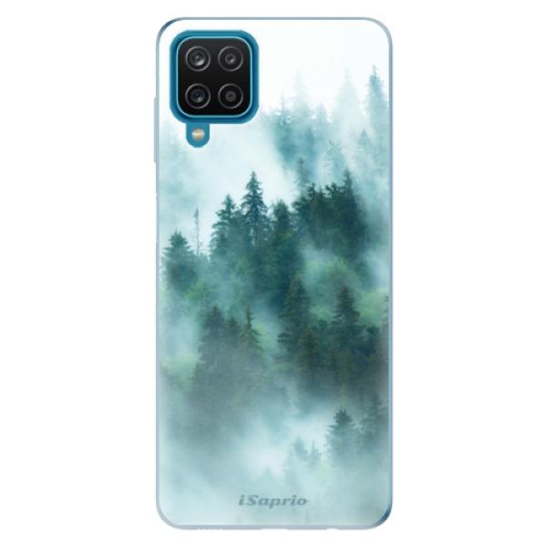 Odolné silikonové pouzdro iSaprio - Forrest 08 - Samsung Galaxy A12