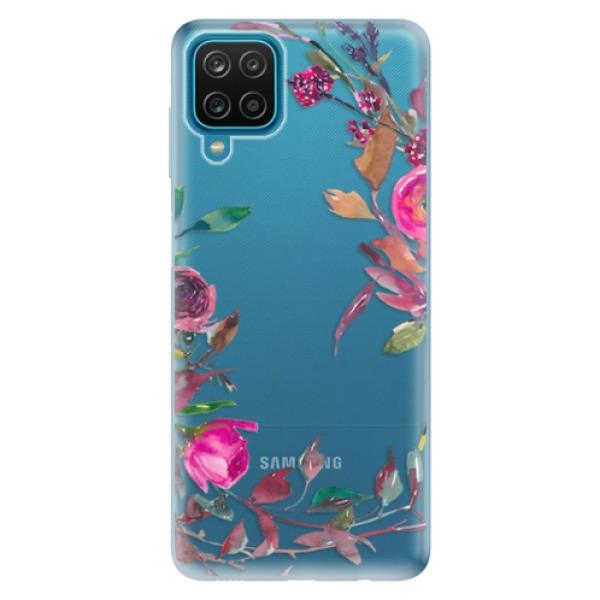 Odolné silikonové pouzdro iSaprio - Herbs 01 - Samsung Galaxy A12