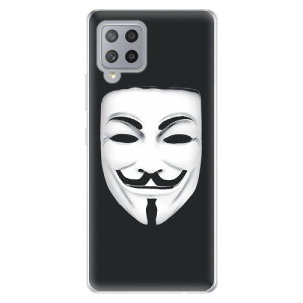 Odolné silikonové pouzdro iSaprio - Vendeta - Samsung Galaxy A42