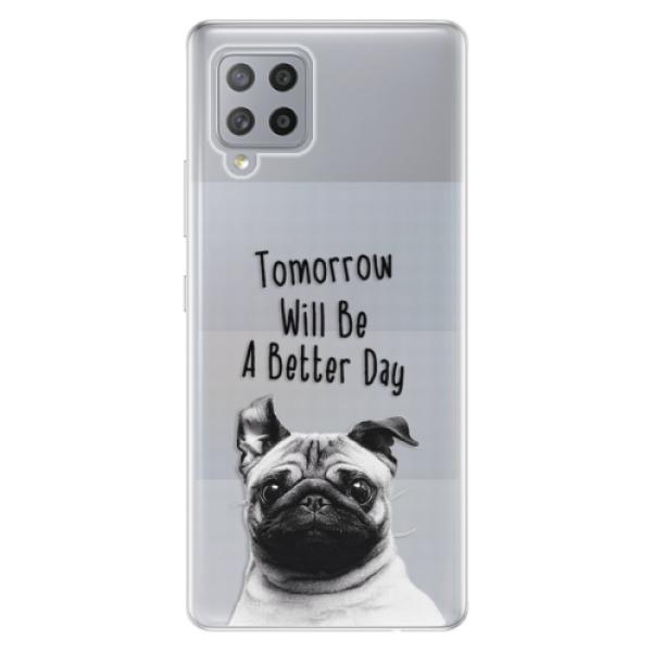 Odolné silikonové pouzdro iSaprio - Better Day 01 - Samsung Galaxy A42