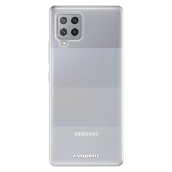 Odolné silikonové pouzdro iSaprio - 4Pure - mléčný bez potisku - Samsung Galaxy A42