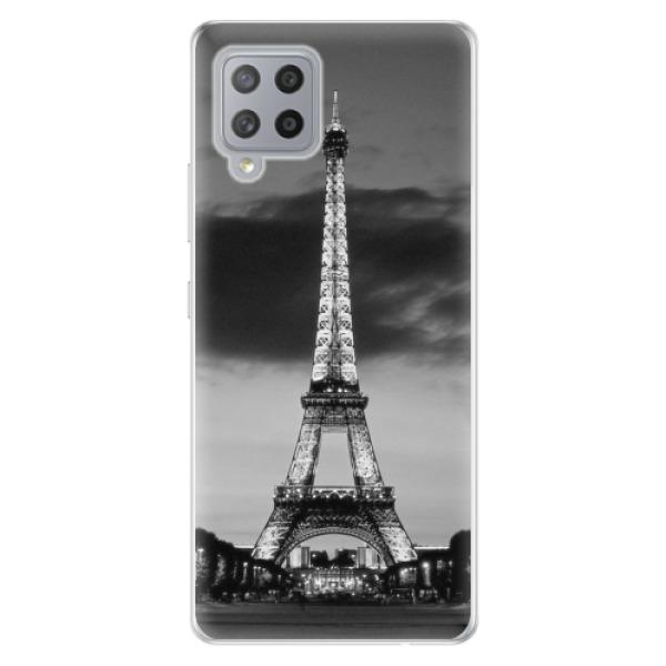 Odolné silikonové pouzdro iSaprio - Midnight in Paris - Samsung Galaxy A42
