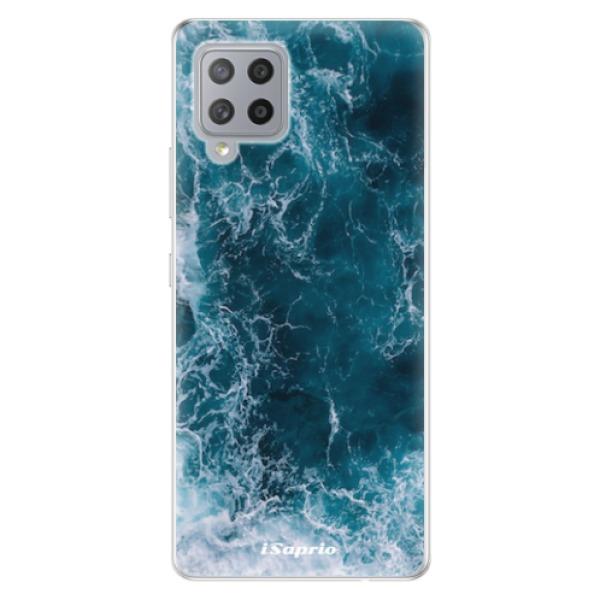 Odolné silikonové pouzdro iSaprio - Ocean - Samsung Galaxy A42
