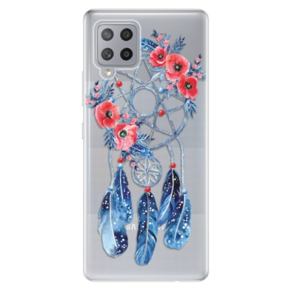 Odolné silikonové pouzdro iSaprio - Dreamcatcher 02 - Samsung Galaxy A42