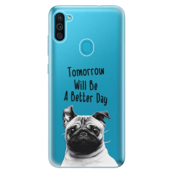 Odolné silikonové pouzdro iSaprio - Better Day 01 - Samsung Galaxy M11