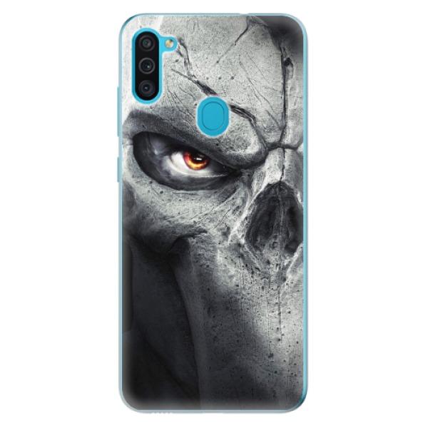 Odolné silikonové pouzdro iSaprio - Horror - Samsung Galaxy M11