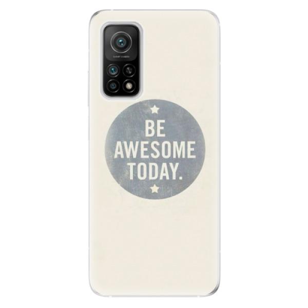 Odolné silikonové pouzdro iSaprio - Awesome 02 - Xiaomi Mi 10T / Mi 10T Pro