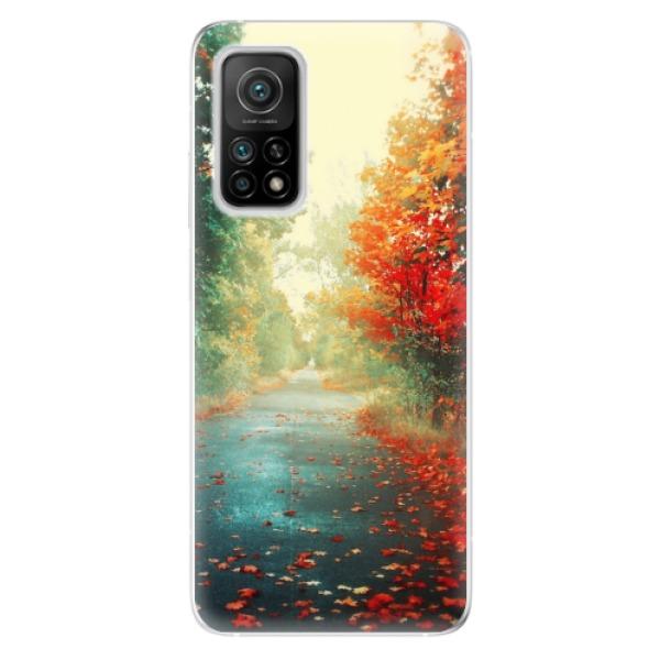 Odolné silikonové pouzdro iSaprio - Autumn 03 - Xiaomi Mi 10T / Mi 10T Pro
