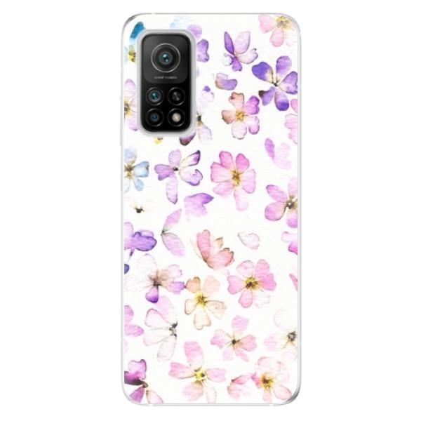 Odolné silikonové pouzdro iSaprio - Wildflowers - Xiaomi Mi 10T / Mi 10T Pro
