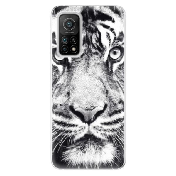 Odolné silikonové pouzdro iSaprio - Tiger Face - Xiaomi Mi 10T / Mi 10T Pro
