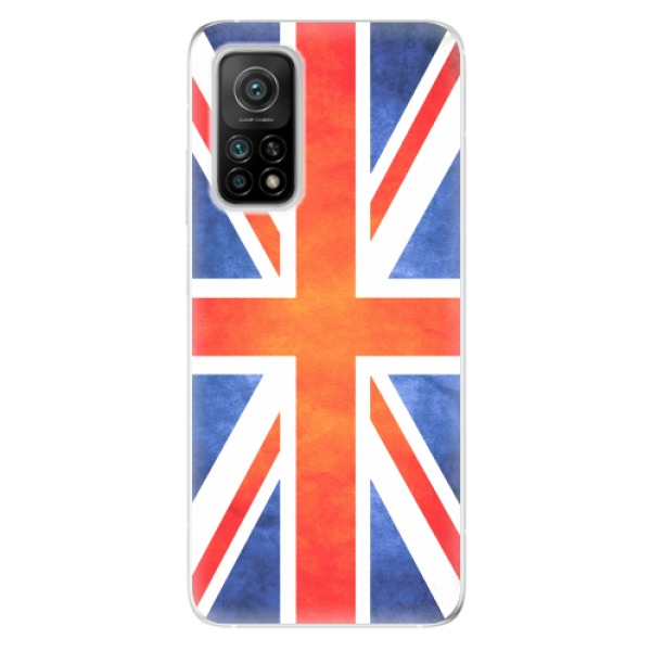 Odolné silikonové pouzdro iSaprio - UK Flag - Xiaomi Mi 10T / Mi 10T Pro
