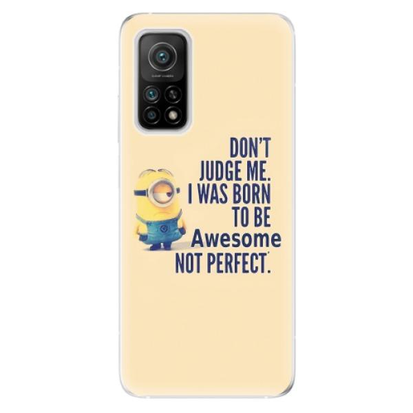 Odolné silikonové pouzdro iSaprio - Be Awesome - Xiaomi Mi 10T / Mi 10T Pro